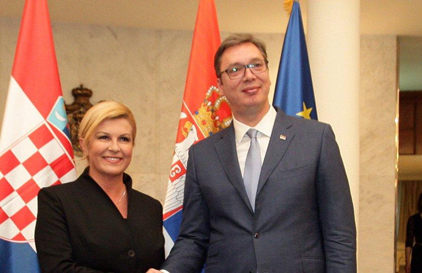 Vučić:Tražio sam nemojte stalno o velikosrpskoj agresiji