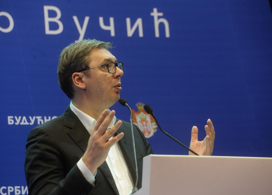Vučić:19. aprila predstavljam program za budućnost Srbije