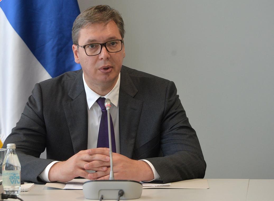 Vučić: Danas smo pretekli i Nemačku po broju testiranih proporcionalno broju stanovnika