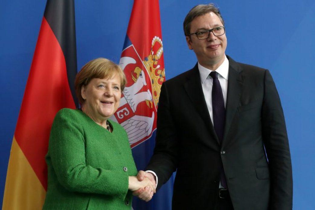 Merkel sutra u Beogradu - potvrda važnosti Srbije za Nemačku