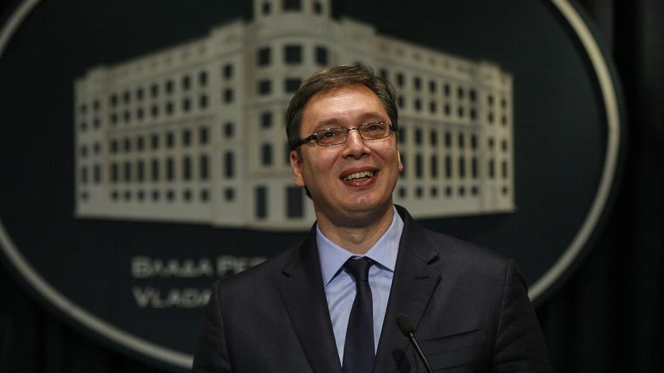 Vučić čestitao Čaputovoj izbor za predsednicu Slovačke