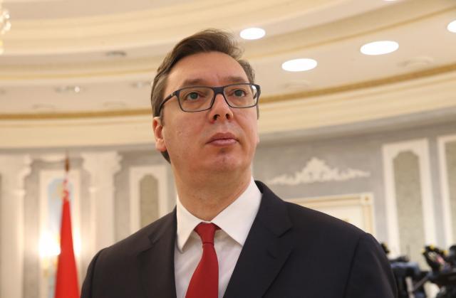 Vučić sutra s šefom Misije OEBS-a u Srbiji Bratuom i komandantom NATO-a Berkom