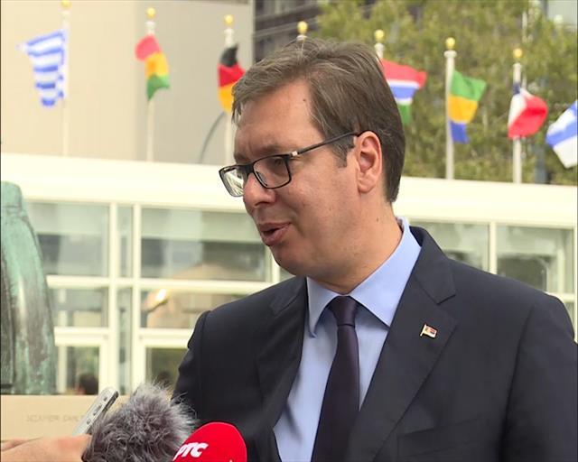 Vučić stavio tačku: