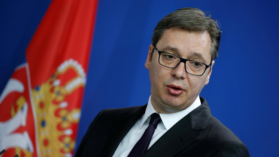 Vučić sutra s ministrom pravde Indonezije