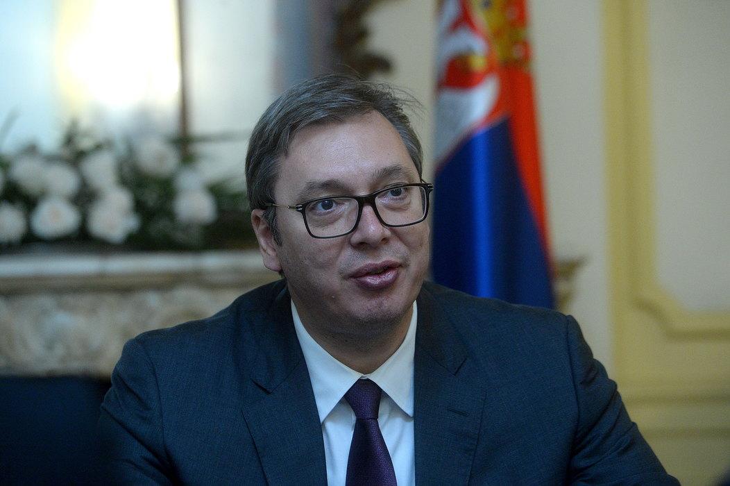 Vučić: Da povuku takse, mi da priznamo Kosovo - to podseća na šalu