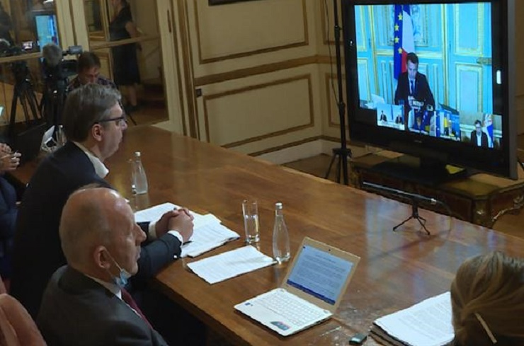 Vučić: Težak razgovor na Samitu, maksimalistički zahtevi Prištine