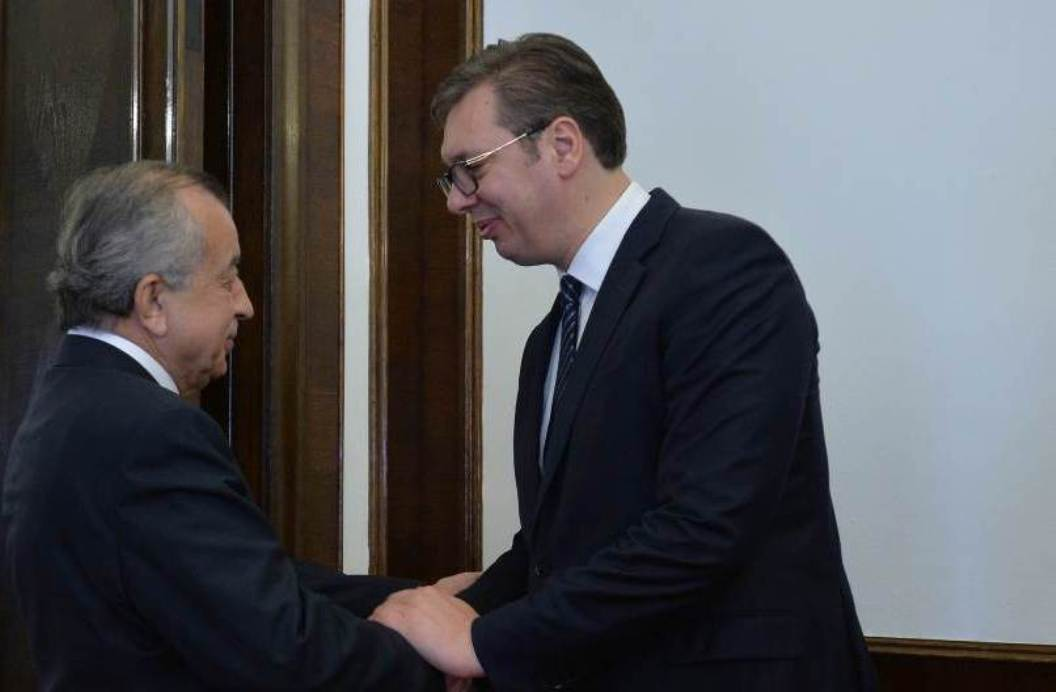 Vučić i Tanin o Kovid-19 i  političkoj i bezbednosnoj situaciji na KiM