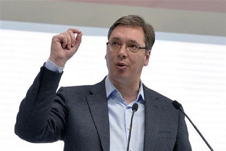 Vučić: Građani Srbije, Evropa i svet biće šokirani detaljima istrage protiv organizovanog kriminala