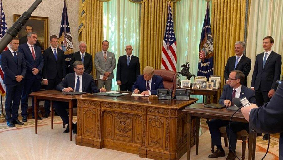 Da li će Amerika biti uključena u političko rešavanje kosovskog pitanja