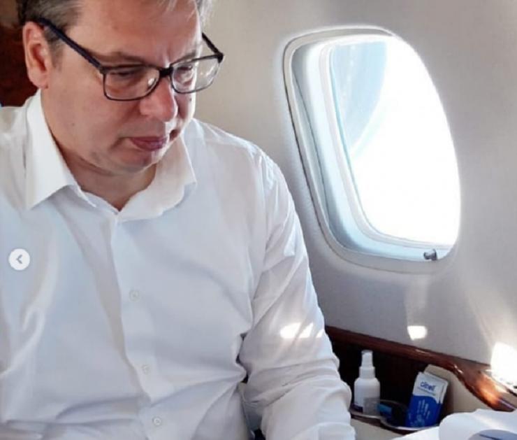 Vučić: Država će zaštititi mir