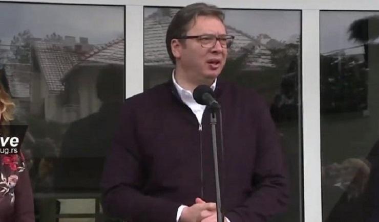 Vučić: Novi trik i pokušaj prevare Aljbina Kurtija