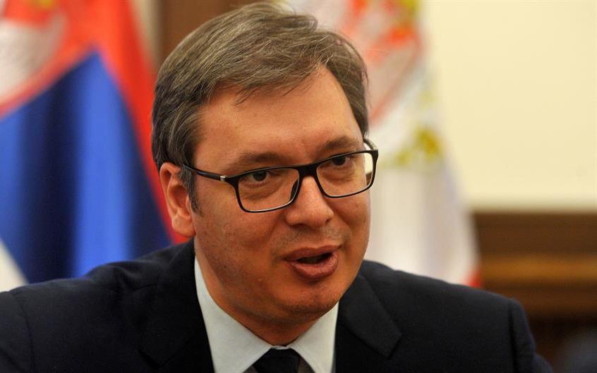 Vučić se u podne obraća javnosti povodom upada demonstranata u RTS