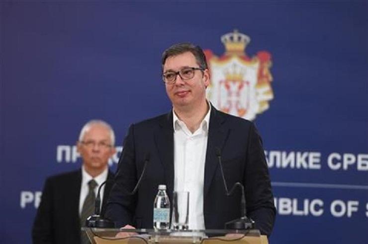 Vučić s predstavnicima zdravstva, u Srbiji nema zaraženih koronavirusom