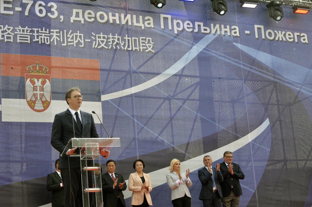 Vučić: Počinje gradnja jedne od najtežih deonica, spajamo Srbiju i Crnu Goru