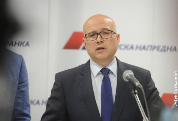 Vučević: Izbori treba da budu na teritoriji cele Srbije,  pa i na KiM