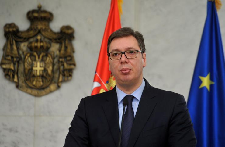 Vučić čestitao Bajdenu Dan nezavisnosti