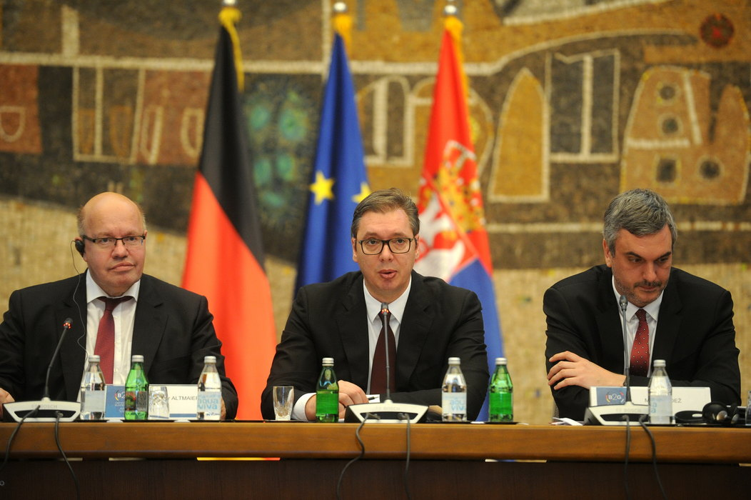 Privreda najbolji način da Srbija i Nemačka unaprede odnose