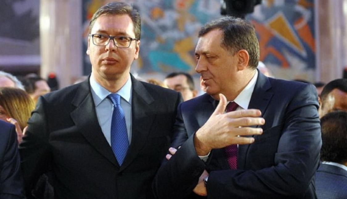 Vučić sutra u Beogradu sa Dodikom