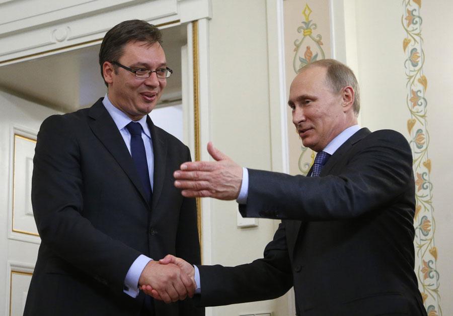 Vučić: Ne bežim od razjašnjenja s Putinom, savest mi je čista