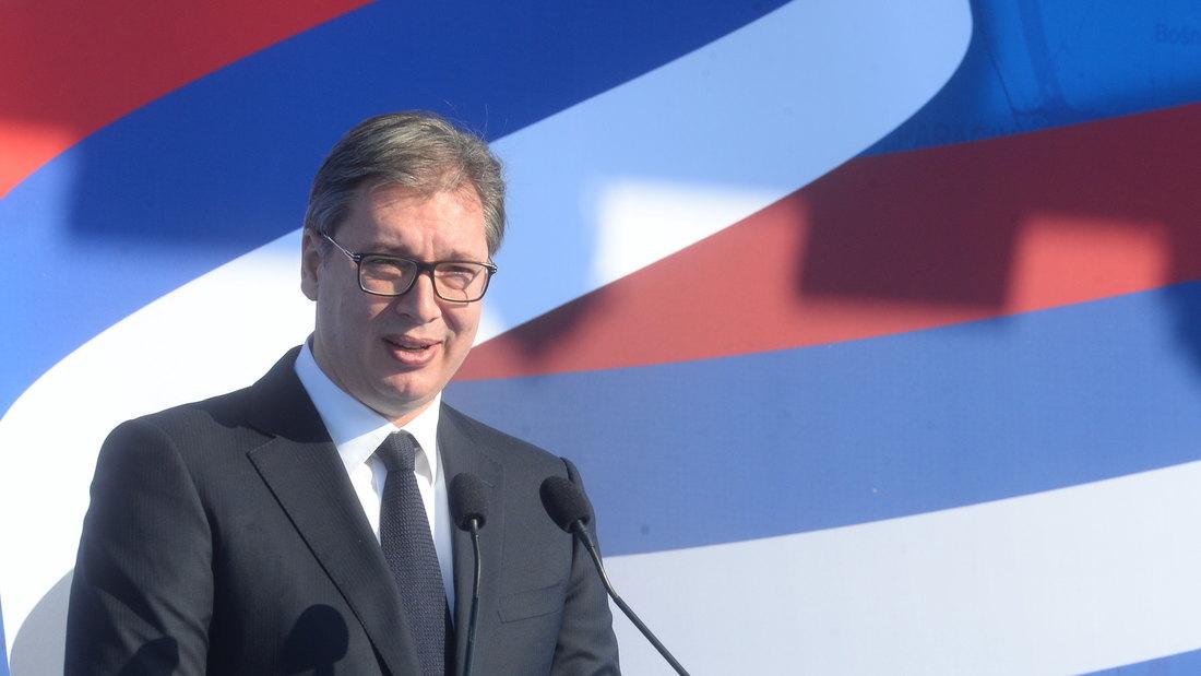 Vučić danas sa delegacijom kompanije Ziđin