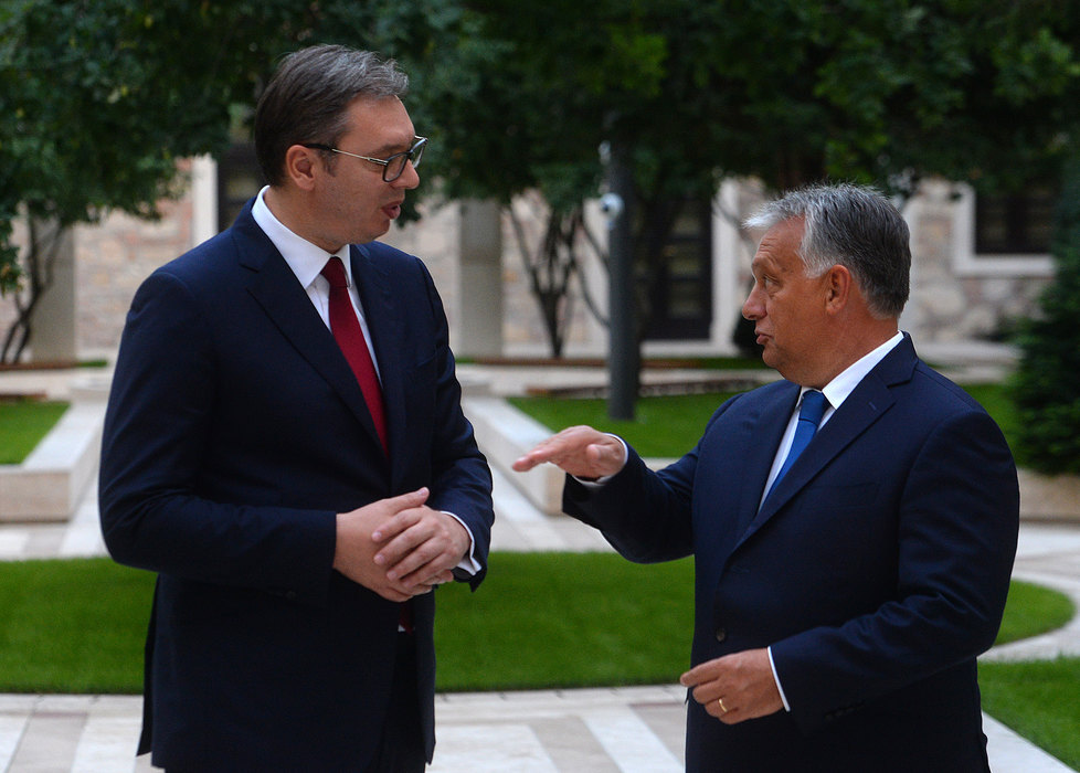 Vučić: Odnosi s Mađarskom izuzetni, Orban iskren prijatelj Srbije