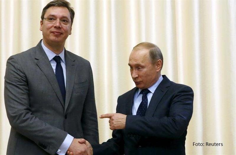 Vučić zamolio Putina za pomoć u nabavci dodatnih količina vakcina