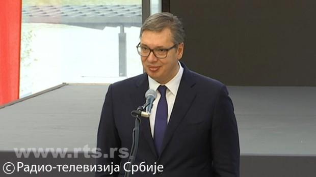 Vučić: Nekome cilj uspeh zemlje, a nekom rušenje protivnika