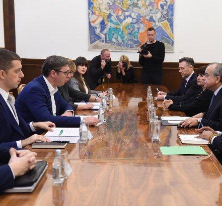 Vučić i Tanin o situaciji na KiM, izborima i izveštaju UNMIK-a