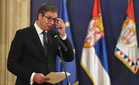 Vučić: Nasilju je došao kraj, ko krši zakon odgovaraće