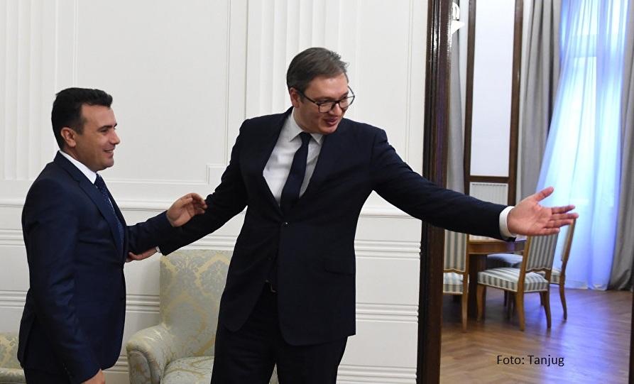 Vučić sutra predaje Zaevu prvi kontingent vakcina