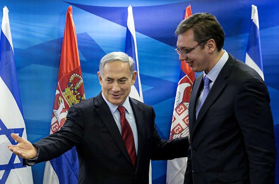 Netanijahu Vučiću: Radujem se susretu u Jerusalimu