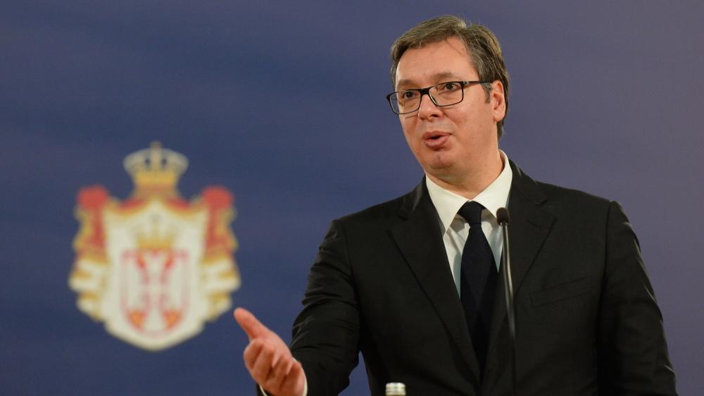 Vučić u poseti Tirani 7. i 8. marta