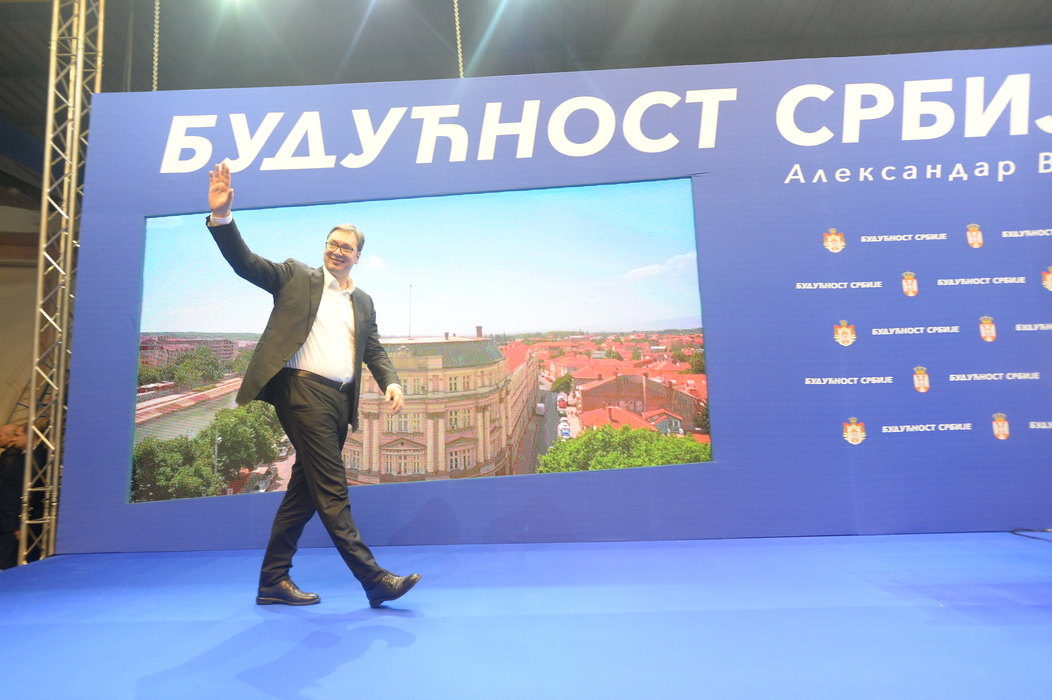 Vučić: Treba da budemo ponosni, ovo smo čekali decenijama
