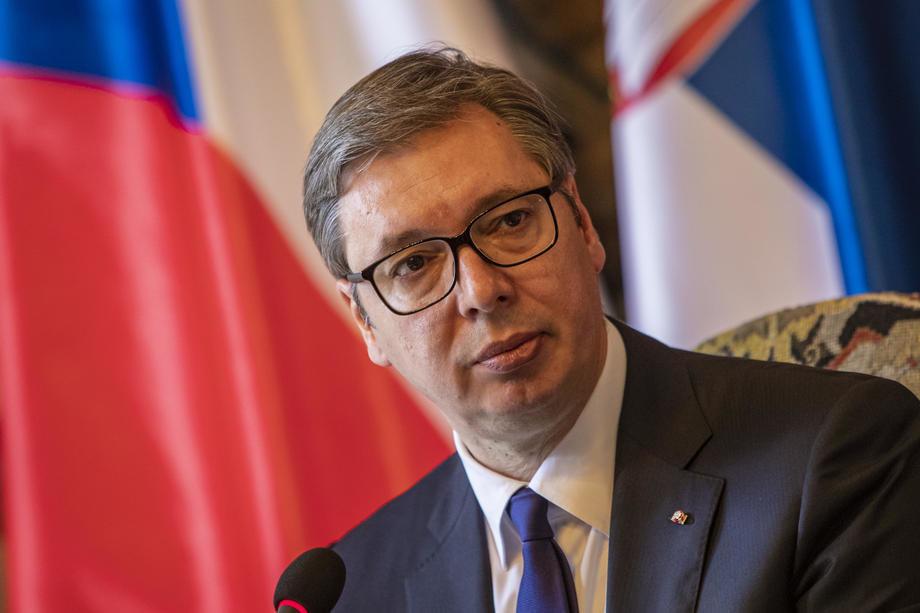 Vučić za Klajne cajtung: Proizvodićemo kinesku i rusku vakcinu