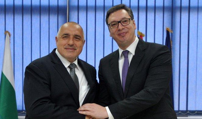 Vučić i Borisov razgovarali o prelasku granica