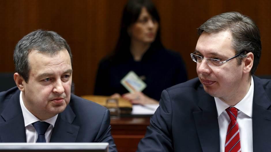 Vučić: Razgovaraćemo o koaliciji sa SPS-om, još je rano