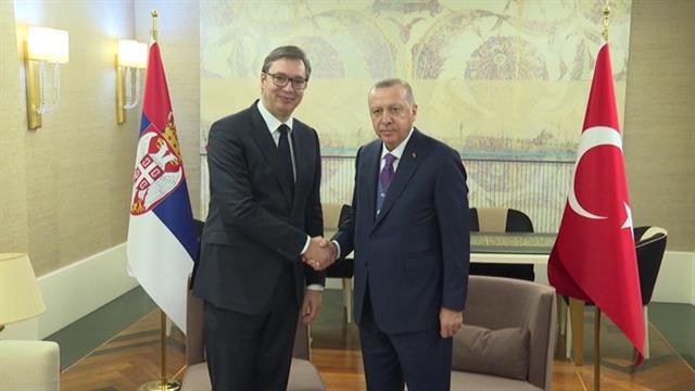 Vučić razgovarao večeras sa Erdoganom - podrška i pomoć simbol razumevanja i prijateljstva dveju zemalja
