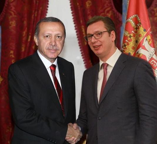 Vučić i Erdogan telefonom o bilateralnim i odnosima u regionu
