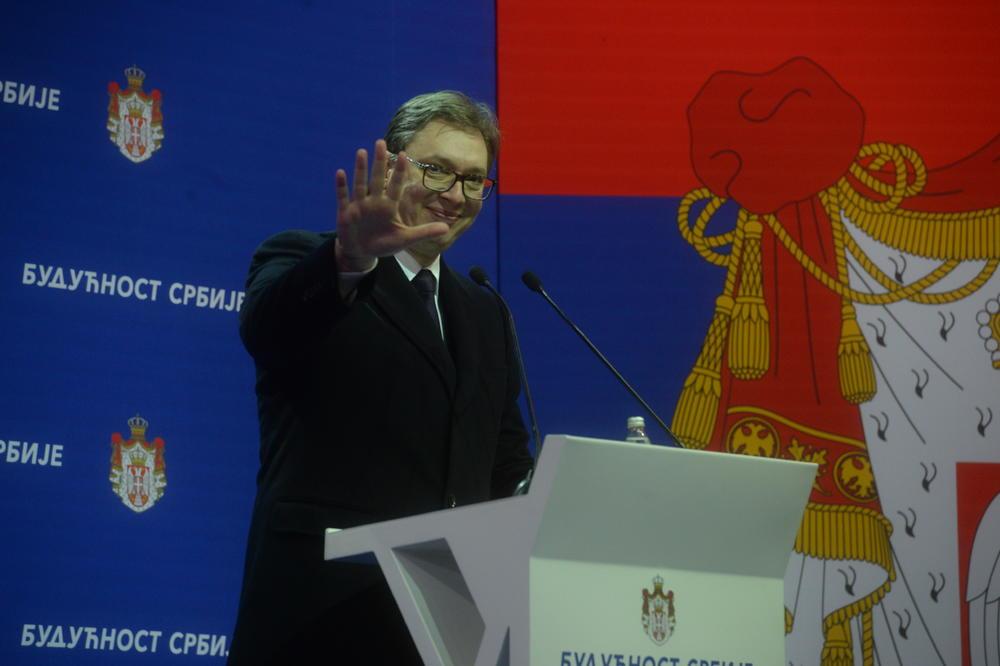 Predsednik na Instagramu: Zajedno da menjamo Srbiju