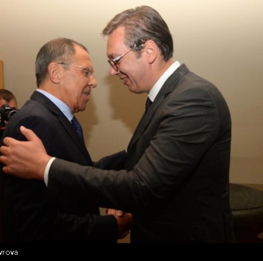 Vučić: Dobri razgovori s Lavrovom, Rusija će biti uz Srbiju