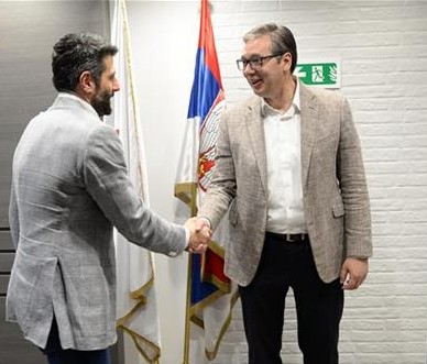 Završen sastanak Vučića i Šapića, ujedinjenje do kraja maja