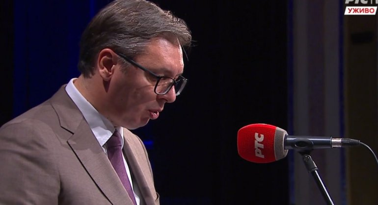 Vučić: Da laž ne pobedi istinu, a dželati ne postanu žrtve