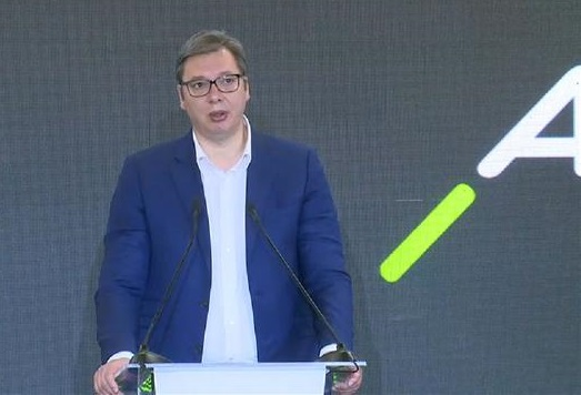Vučić: Slede veliki pritisci zbog KiM, treba nam jaka vlada
