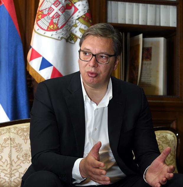 Aleksandar Vučić: Ne odlazimo u Belu kuću sa belom zastavom