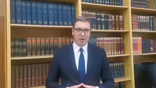 Vučić: Vakcinišite se, blizu smo pobede, nabavili smo lekove (video)
