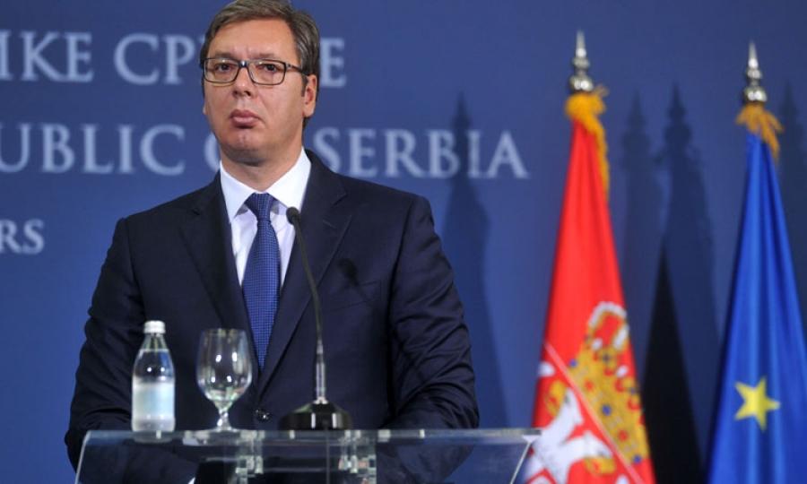 Vučić: Ostaće upisano da je Podgorica pretekla Prištinu