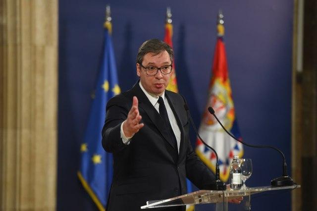 Vučić sutra na međunarodnom skupu Svet posle korona virusa