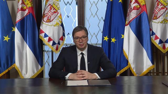 Vučić čestitao Severnoj Makedoniji plasman na EP
