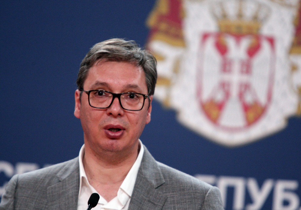 Vučić čestitao rođendan Putinu, dogovoren sastanak pre kraja godine