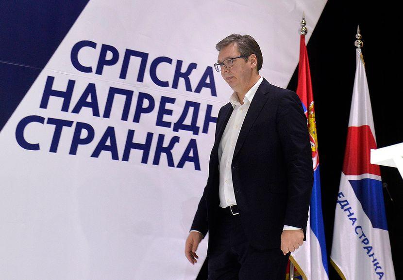 Mihajlović: Vučić jedini mogući kandidat SNS za predsednika